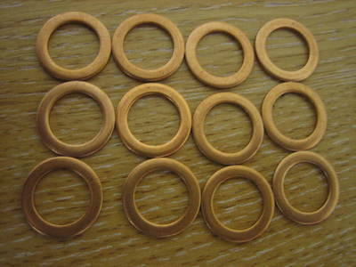 Copper CRUSH WASHERS 3/8