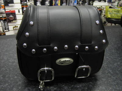 Studded Sissy Bar Bag Rivited Universal
