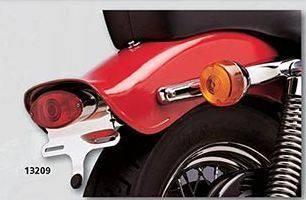 Sport Bob Rear Fender Kit 13209 Fits Sportster Harley Davidson1994-2003 Cyc