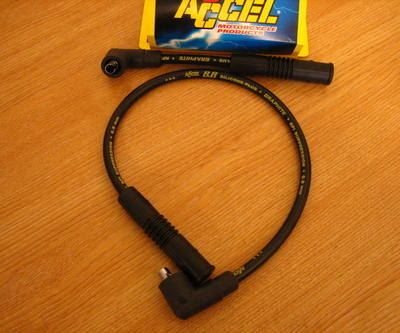 Accel Plug Wire Set Harley Davidson FLT 91-98 Cycle Haven