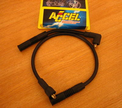 Accel 8.8mm Plug Wire Set Harley XL 86-03 Cycle Haven