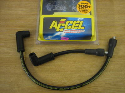 Accel 300+ 8.8mm Plug Wire Harley Softail 91-99 Cycle Haven