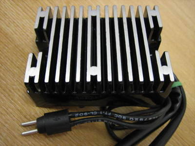 Regulator Rectifier Harley Davidson Sportster XL 86-90 Cycle Haven