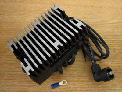 Regulator Rectifier B/Twin 89-99 Fits Harley Davidson Cycle Haven