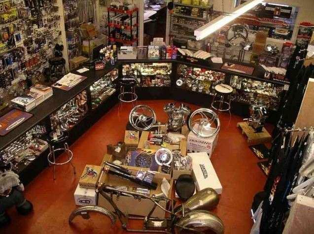 Shop inside photo