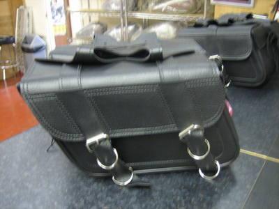 Saddle Bags Cycle Haven - Medium Universal Throw Overs