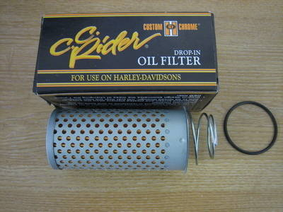 Drop In Oil Filter Fits Harley Davidson Cycle Haven