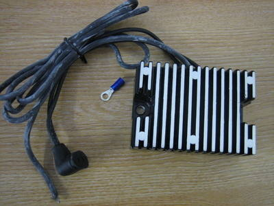 Regulator Rectifier for Harley Davidson B/Twin 76-80 25359 Cycle Haven