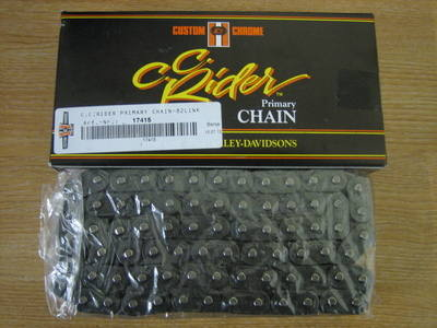 82 Link Double Row Primary Chain ..... Cycle Haven