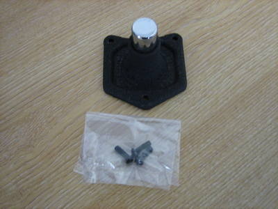 Black Solenoid Starter Button 1.2KW & 1.4KW Fits Harley Davidson Big Twins