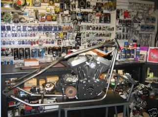 Sportster in V-Twin Bare Bones