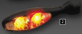 Indicator with Tail Light and Brake light...Sold EACH ( Not as a pair )