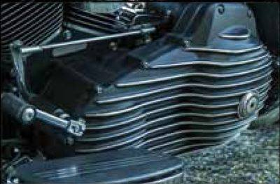 Primary cover for Softail 2007 onwards
