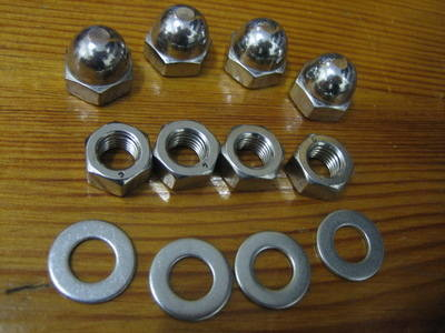 Exhaust Stud Fastener Kit for Evo & Twin Cam Harley Davidson