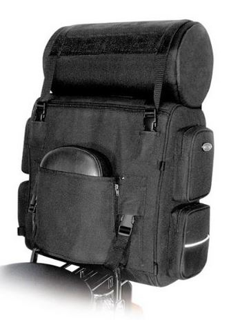 T-Bags - Cycle Haven - Sissy bar bag luggage Harley Davidson