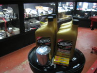 """SYNTHETIC OIL Twin Cam & Milwaukee eight Service Kit for Harley Davidson Softail & Dyna CHROME Oil Filter WITH.. """"O"""" Rings"""