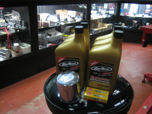 SYNTHETIC OIL Twin Cam Service Kit Cycle Haven for Harley Davidson Softail