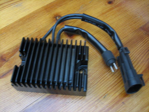 Regulator Rectifier Fits Sportster XL 04-06 Harley Davidson