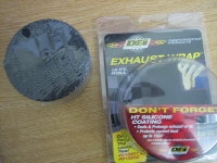 Exhaust Insulation Wrap 2