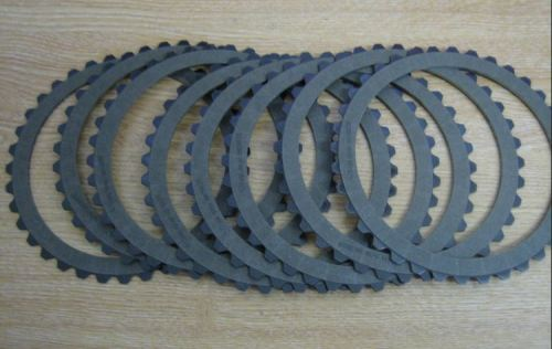 Big Twin & Sportster KEVLAR CLUTCH plates...replaces Harley Davidson 37910-