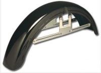 Front Fender Narrow Glide Models Original Style Raw Steel Fits FX, FXR, Sportster Harley Davidson