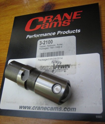 CRANE Hydraulic tappet for Harley Davidson Sportsters & Buell 1991 - 1999