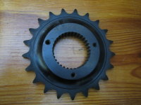 #3 Sportster / BUELL Harley Davidson OEM# 37709-89 21T or BELT to CHAIN conversion 91up transmission sprocket (33 splines) 14.7mm Total width