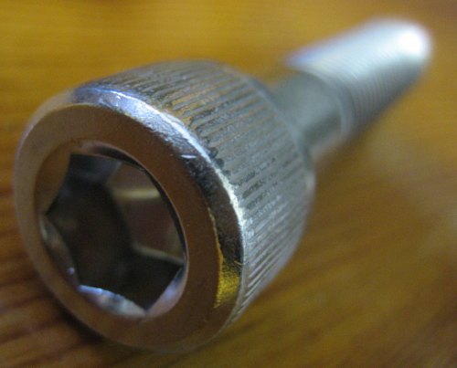 Riser Bolt / Allen Cap Screw 1/2