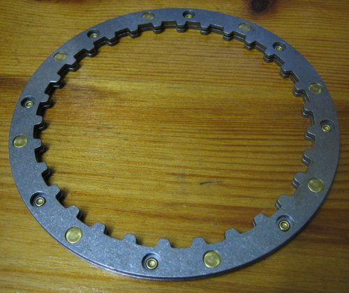 Sportster / Buell - Big Twins Clutch Spring plate, replaces Harley Davidson
