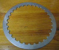 Sportster / Buell - Big Twins, BARNETT Clutch STEEL Drive plate, replaces Harley Davidson 37913-90