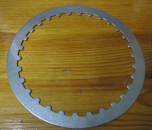 Sportster / Buell - Big Twins, BARNETT Clutch STEEL Drive plate, replaces H