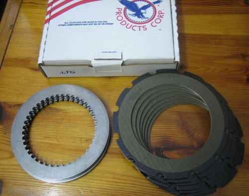 BDL replacement clutch kit for your Harley Davidson Chopper Bobber