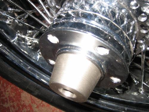 Harley Wheel Bearing Reducing Spacers 1