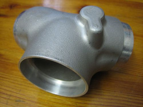 Intake Maniflold for the C.V. carbs on Harley Davidson SPORTSTER / BUELL mo