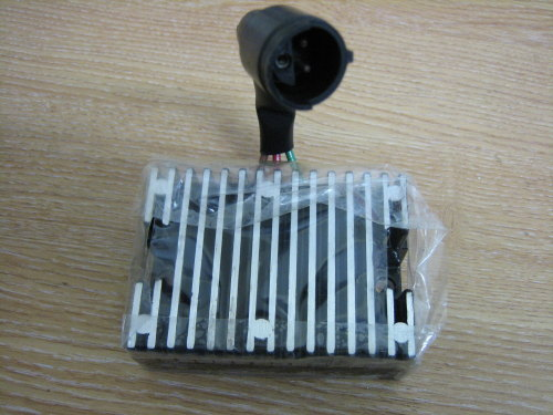Regulator Rectifier Fits Sportster 82-E84 with Generator Harley Davidson
