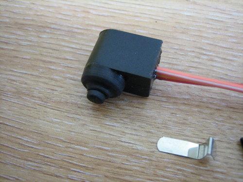 Front Stop Light Switch Fits 96-06 Harley Havidson (OEM 71590-96)