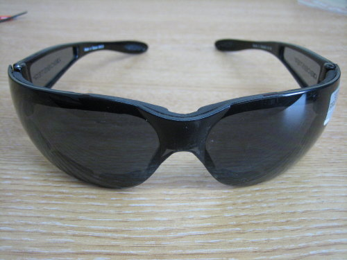 Bobbster Sun Glasses Shield ll FrameLess Construction 100% UVA/UVB ultravio