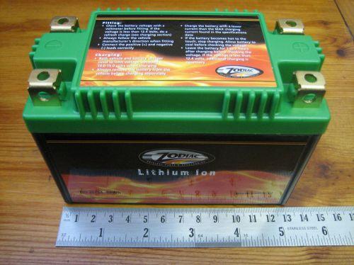 Lithium ion Battery for Harley Davidson Bobber Chopper Cafe Racer 420 CCA