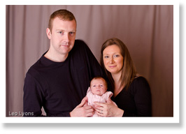 Taila, Richard and Baby Felicity