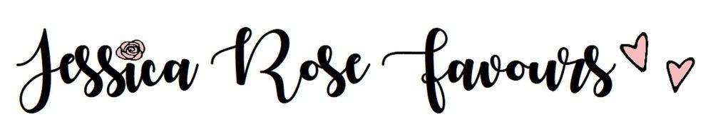 Jessica Rose Favours, site logo.