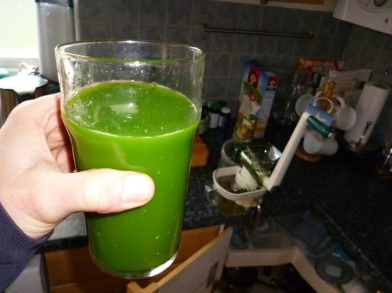 Alexanders juice