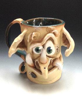 Ugly Mug Ceramic - Gerald
