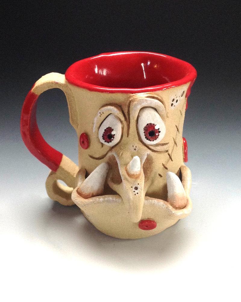 Ugly Mug Ceramic - Fester