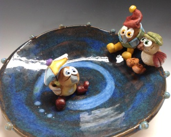 Three Wee Birdies Bowl