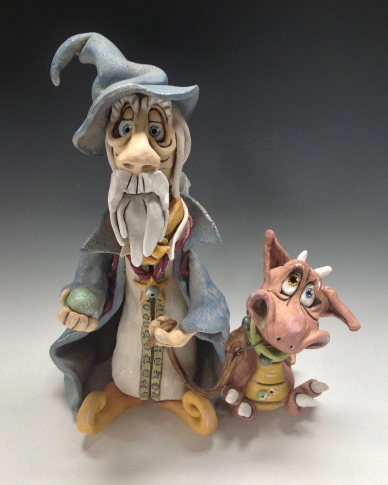 Waldorf Whataspell the Wise and Dunsten