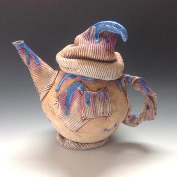 Artist's Teapot