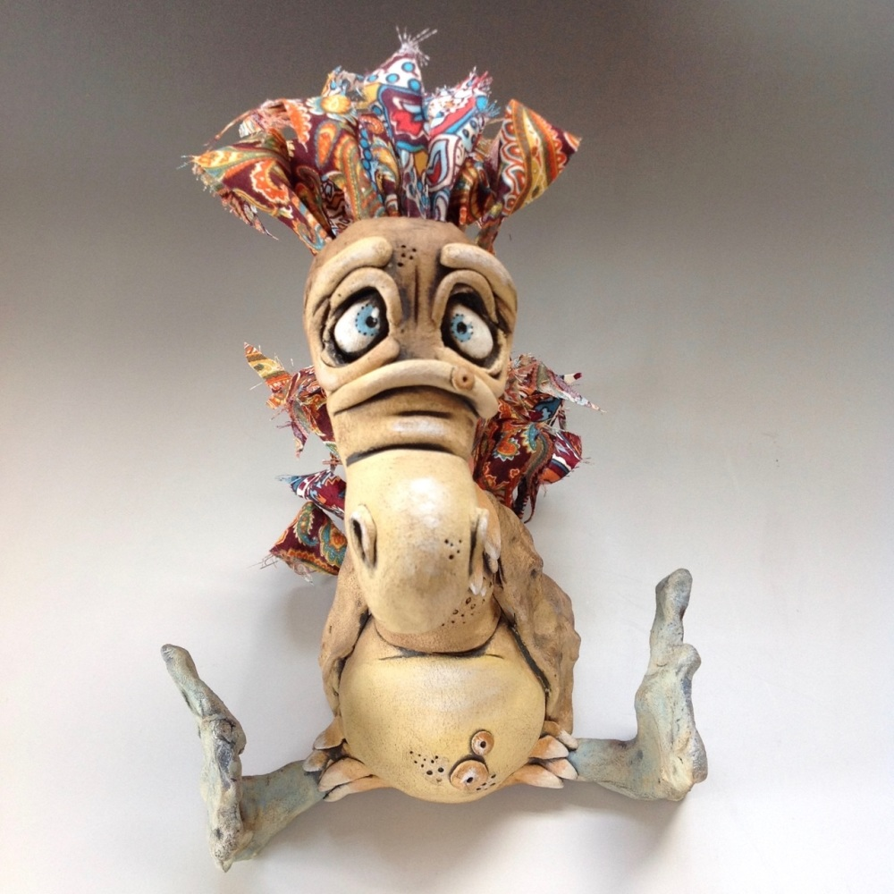 Dodo Sculpture - Ceramic