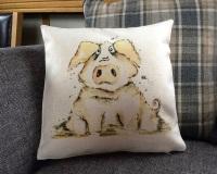 Pig Cushion