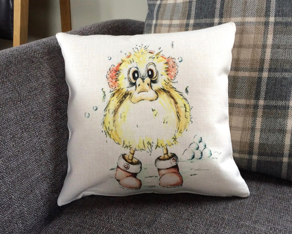 Duckling Cushion