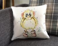 Duckling Cushion